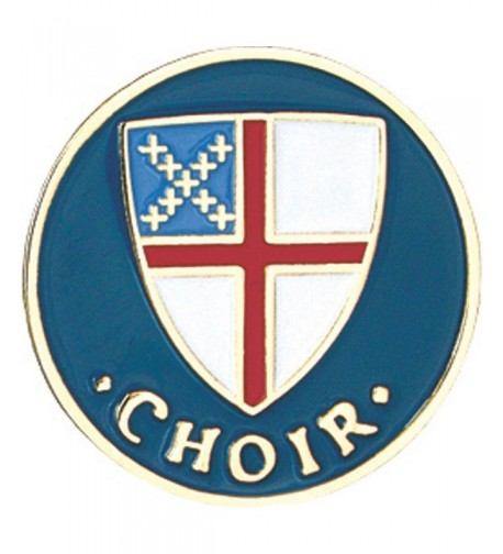 B 94 Episcopal Shield Choir Religious