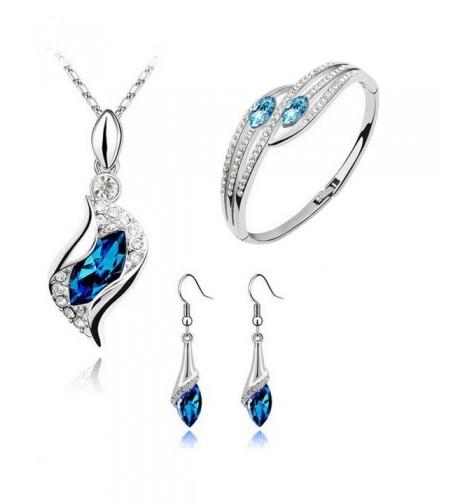 Fashion Jewelry Earrings Necklace Bracelet