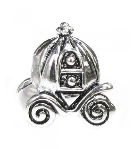 Sterling Silver Fairytale Pumpkin European style
