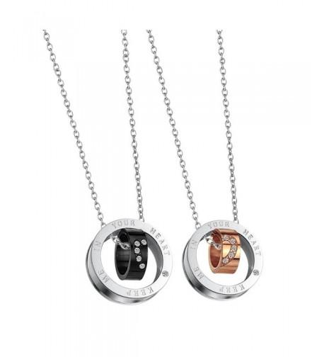 Paris Selection Titanium Matching Necklace
