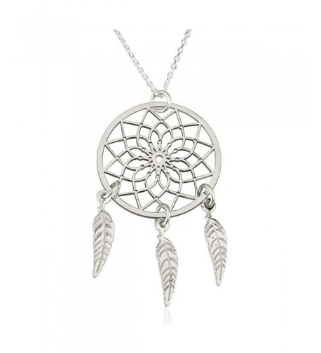 Dreamcatcher Pendant Tribal Catcher Necklace