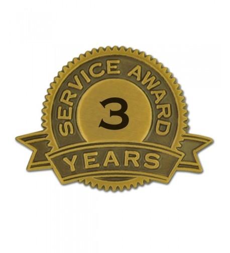 PinMarts Years Service Award Lapel