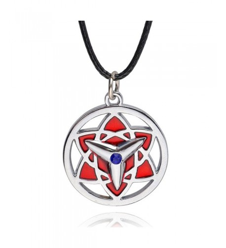 JoJo Lin Shippuuden Sharingan Necklace