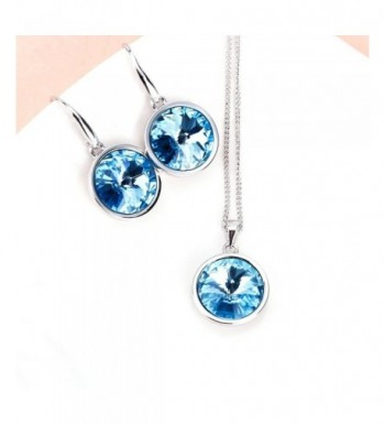 Necklace Earring Perfect Fashionable Occasions