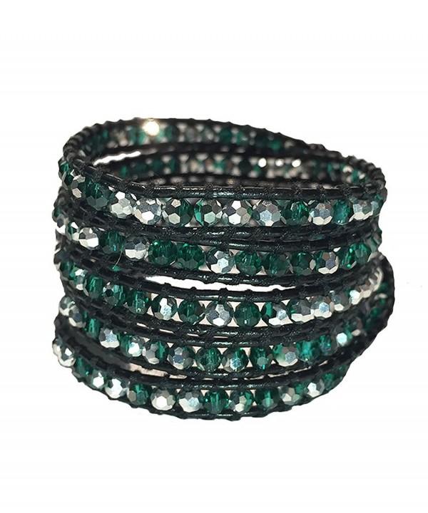 Silver Gemstone Bracelet Emily LaRosa