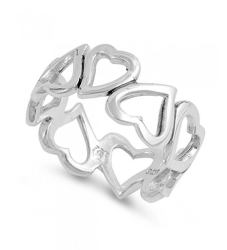Polish Eternity Promise Sterling Silver