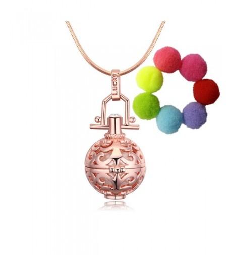 Sharefashion Necklace Fragrance Aromatherapy Essential