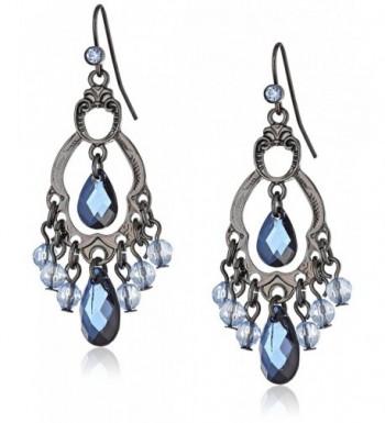 1928 Jewelry Classic Chandelier Earrings