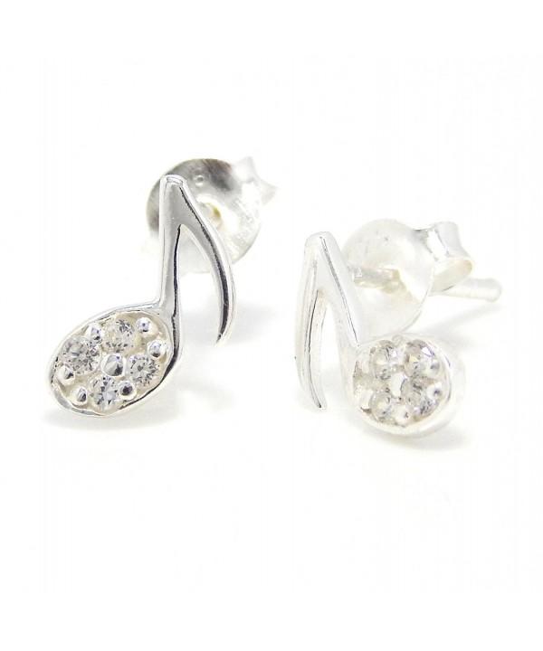 Pro Jewelry Sterling Earrings Children
