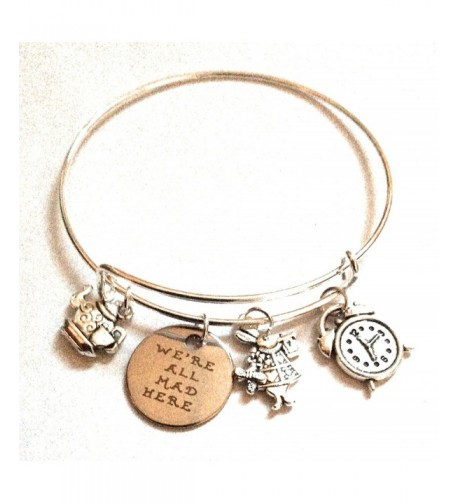 Ivy Clover Wonderland Inspired Bracelet