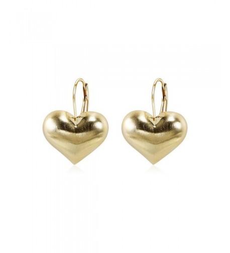 Elensan Womans Shaped Earrings Jewelry