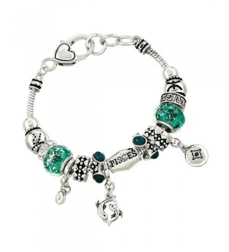 DianaL Boutique Zodiac Horoscope Bracelet