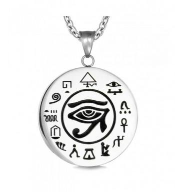 Unique Feeling Egyptian Pendant Necklace