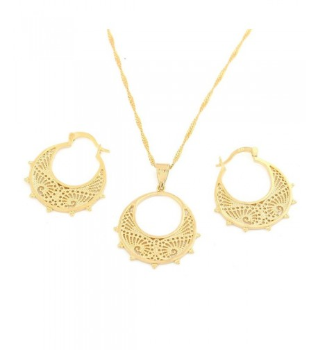 Ethiopian Jewelry Pendant Earring Eritrea