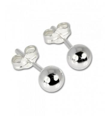 SilberDream earring silver Sterling SDO515