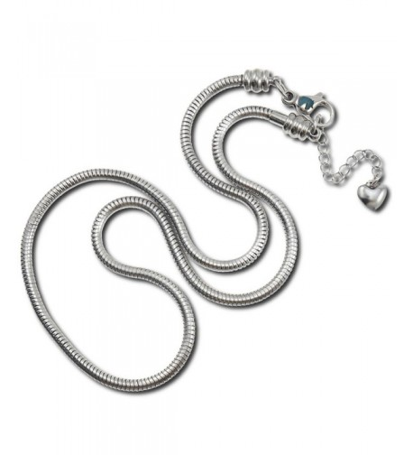 European Bracelet Necklace Charms Stainless