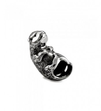 Ohm Beads Sterling Silver Otter