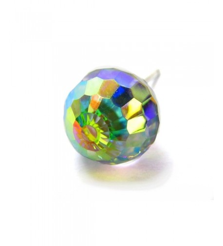 Boreale Faceted Austrian Crystal Earrings