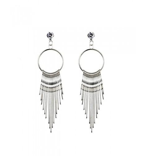 Dangle Earring Crystal Earrings Eardrop