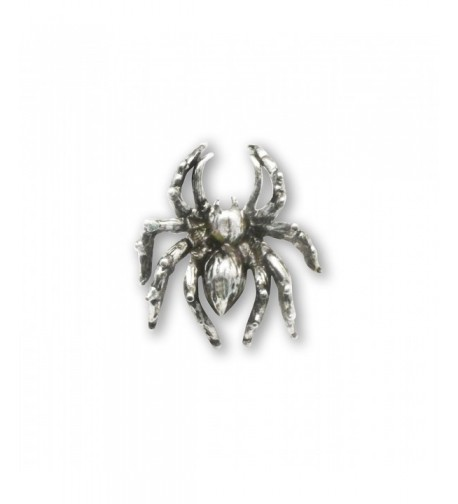 Spider Jacket Silver Finish Pewter