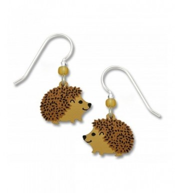 FashionJunkie4Life Sienna Sky Hedgehog Earrings