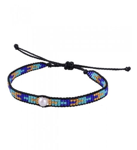 KELITCH Bracelets Handmade Friendship Jewelry