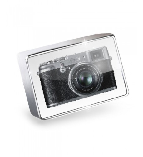 Floating Digital Camera Lockets Neonblond