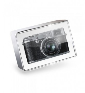 Floating Digital Camera Lockets Neonblond
