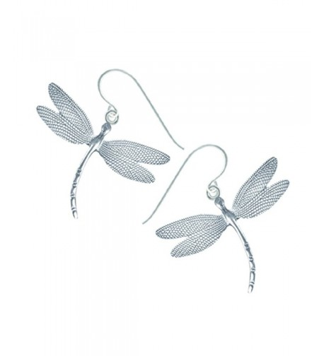 Lovell Designs Dragonfly Drop Earrings