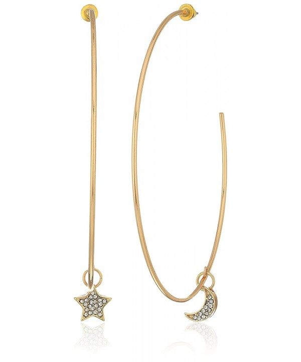 Steve Madden Casted Star Earrings