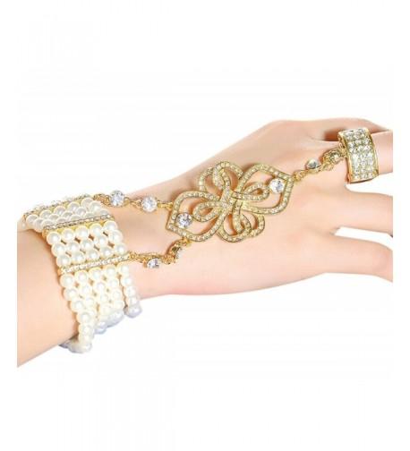Zking Inspired Simulated Bracelet Adjustable