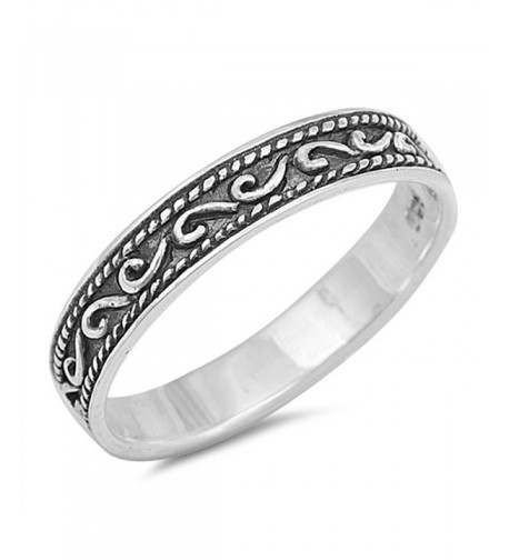 Eternity Wedding Sterling Silver RNG15981 9