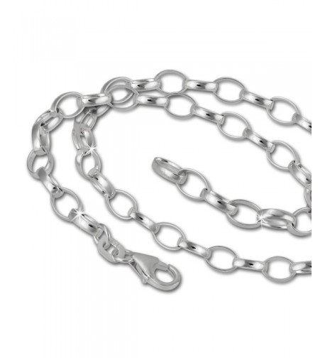 SilberDream Charms Necklace Sterling FC0124