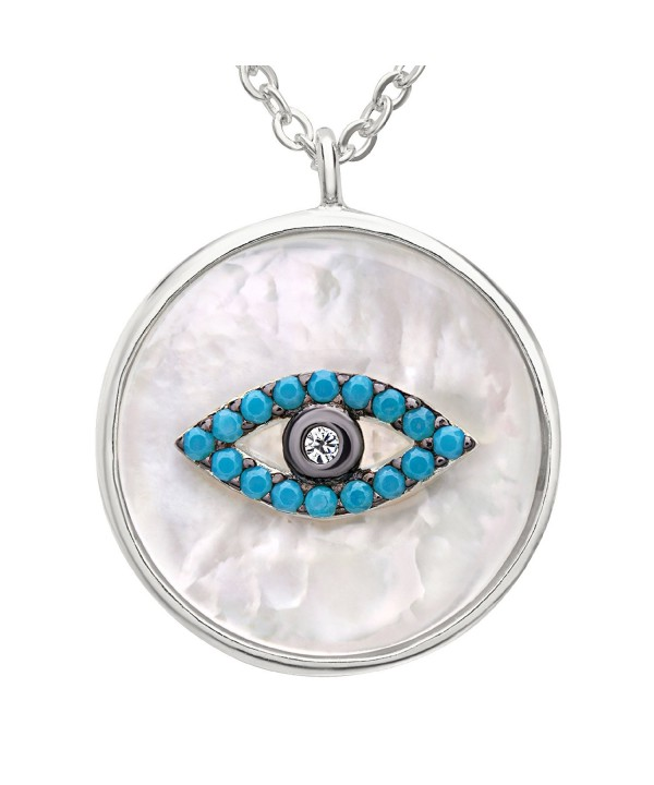 Evan Jewels EV9 9011 Necklace Sterling
