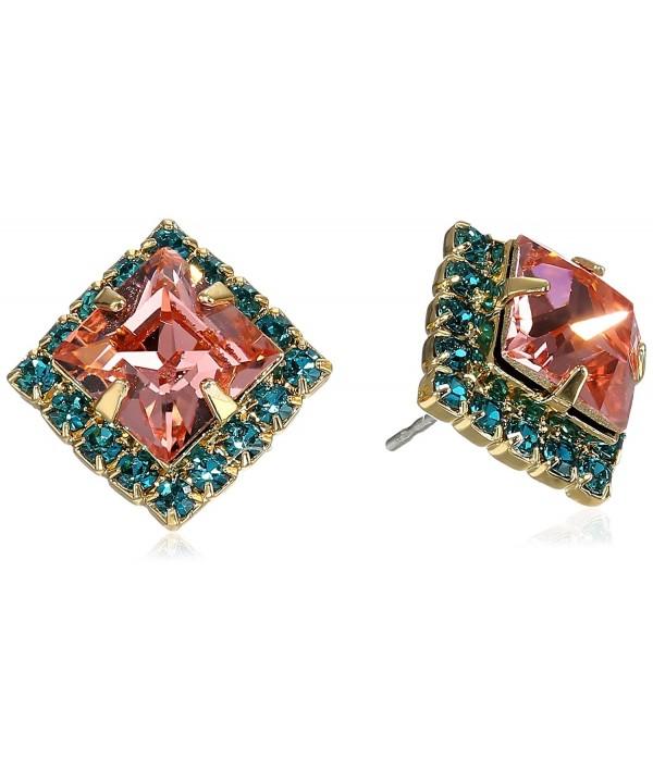 Sorrelli Caribbean Perfectly Pointed Earrings