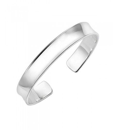 Shally Stainless Bracelet Grooved Polished