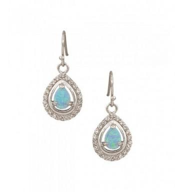 Montana Silversmiths Teardrop Earrings ER2536