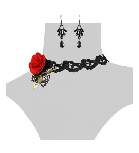 Charm L Grace Necklace Halloween Accessories