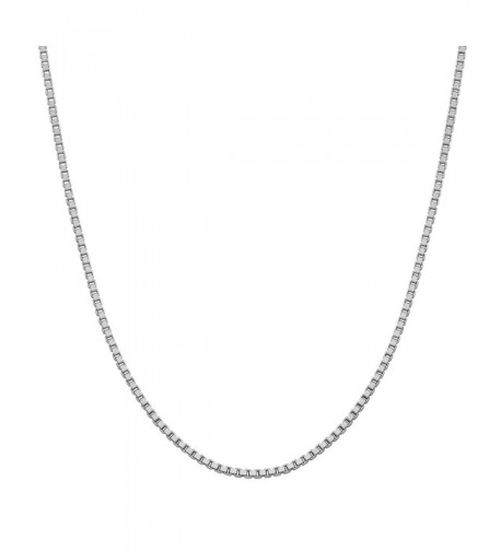 Sterling Silver Adjustable Length Chain