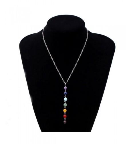 Ammazona Pendant Necklace Healing Balancing