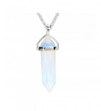 Quality Healing Gemstone Pendant Necklace