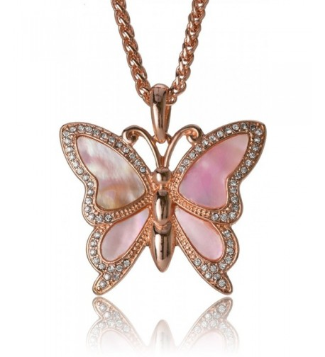 Butterfly Designer Gold tone Jewelry Nexus