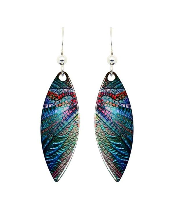 dears Dragonfly Wing Earrings 1240