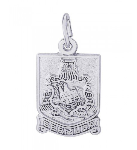 Rembrandt Charms Bermuda Sterling Silver