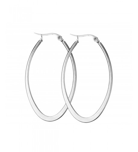 S JSEA Colors Stainless Earrings Hypoallergenic