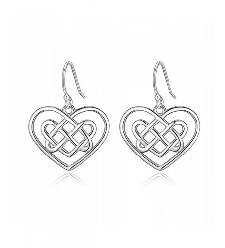Highly Polished Sterling Earrings Sensitive