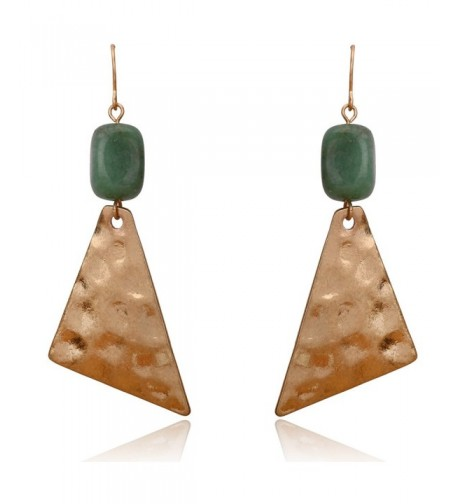 BEMI Plated Earring Natural Earrings