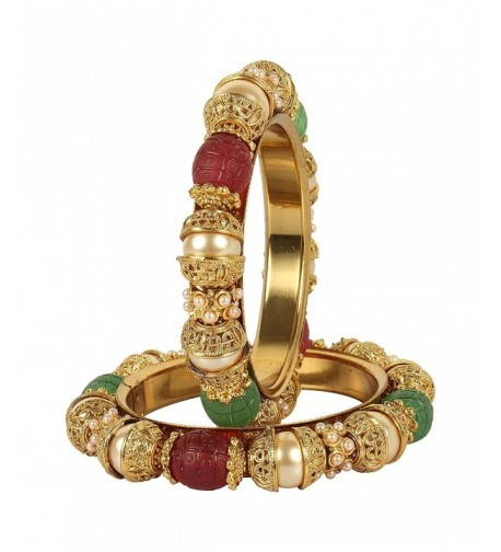 MUCHMORE Amazing Bangles Traditional Partywear