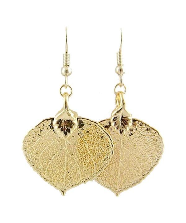 Joyful Creations jc e801 Gold Plated Earrings