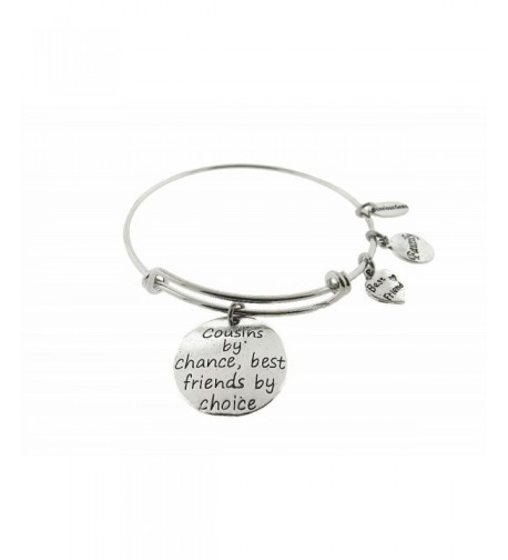 Cousins Chance Friends Expandable Bracelet